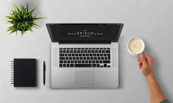 Laptop pisanje pravopis