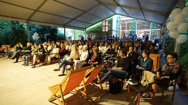 Zagreb book festival, predavanje